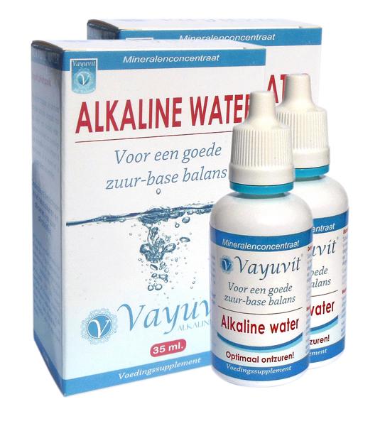 Vayuvit Alkaline Water