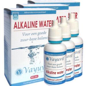 Alkaline Druppels van Vayuvit
