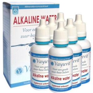 Vayuvit Alkaline Water Druppels